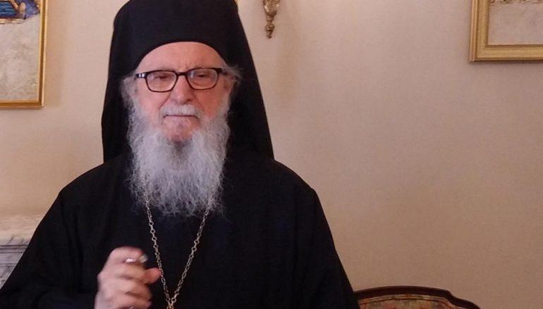 Επίσκεψη του Αρχιεπισκόπου Αμερικής στην Κύπρο