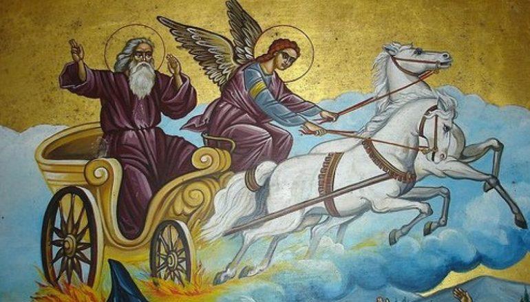 Ο Όσιος Παΐσιος για την χήρα που φιλοξένησε τον Προφήτη Ηλία