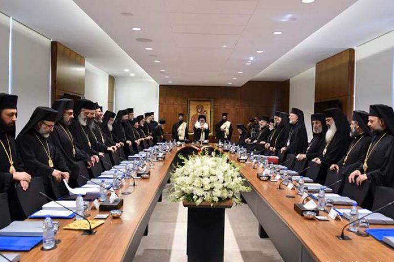"""Πατριαρχείο Αντιοχείας: """"Η Συνάντηση της Κρήτης ήταν μια προκαταρκτική Συνέλευση"""""""