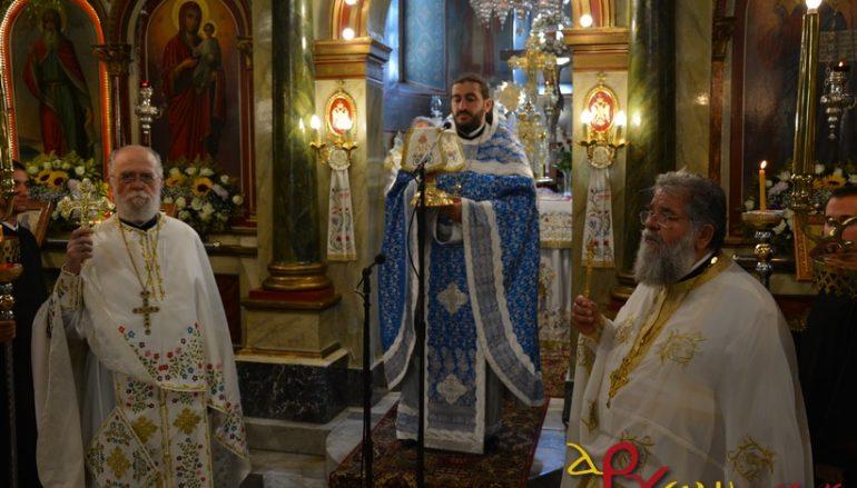 Η εορτή του Προφήτη Ηλιού στην Τρίπολη (ΦΩΤΟ)