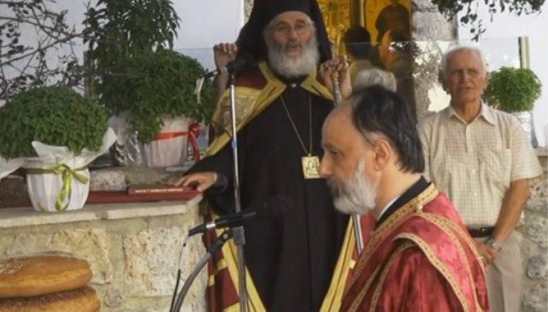 Ο εσπερινός του Αγίου Παντελεήμονος στην Κάλυμνο (ΦΩΤΟ)