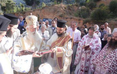 Εγκαινιάστηκε το Καθολικό της Ι. Μονής Οσίου Σεραφείμ του Σάρωφ Πορταριάς (ΦΩΤΟ)
