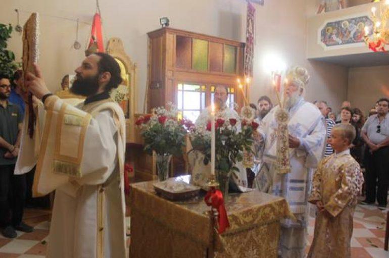 Η Εορτή του Αγίου Απολλοδώρου στην Ι.Μ. Κερκύρας (ΦΩΤΟ)