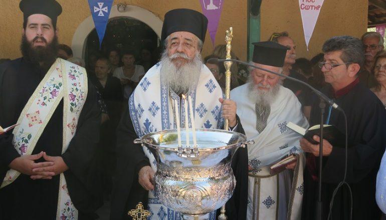 Η Εορτή της Αγίας Κυριακής στον κάμπο του Μοσχοχωρίου (ΦΩΤΟ)