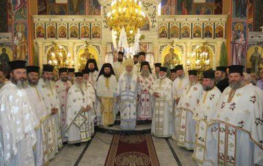 Η μνήμη του Αγίου Παντελεήμονος του Ιαματικού στην Ι. Μ. Φθιώτιδος (ΦΩΤΟ)