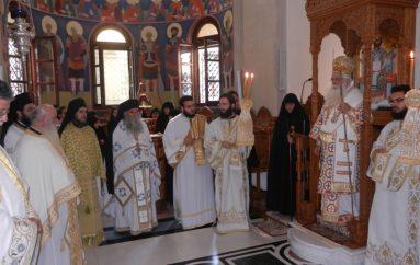 Νέες Μεγαλόσχημες Μοναχές στη Μητρόπολη Δημητριάδος (ΦΩΤΟ)