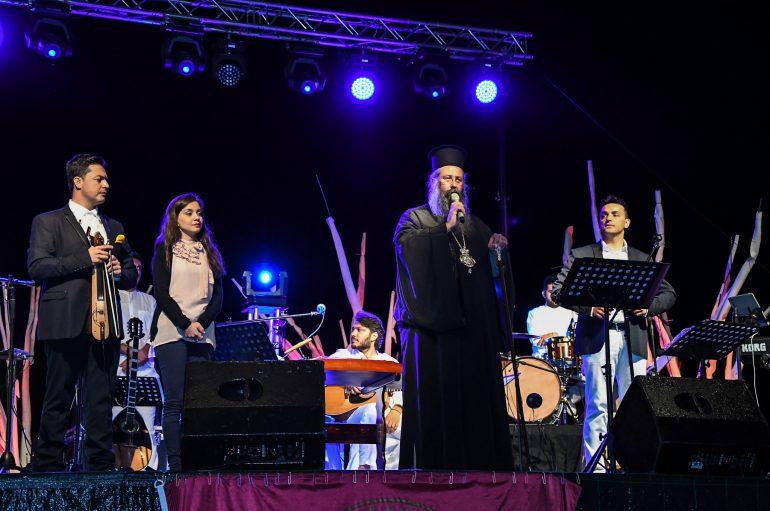 Συναυλία υπέρ του Εκκλησιαστικού Γηροκομείου της Κατερίνης (ΦΩΤΟ)