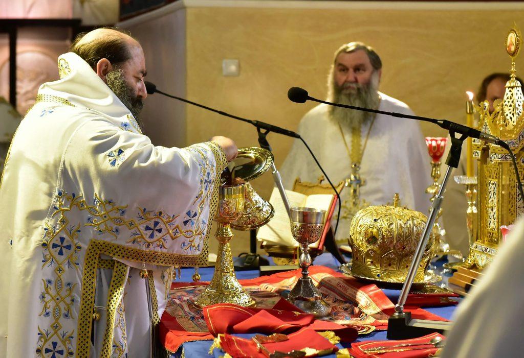 Αρχιερατική Θεία Λειτουργία Δρυμος (87)