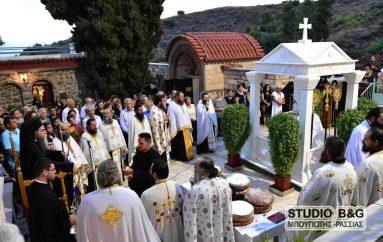 Η Αργολίδα τίμησε τον προστάτη της Άγιο Θεοδόσιο (ΦΩΤΟ)