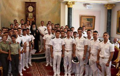 Ομάδα του Πολεμικού Ναυτικού επισκέφθηκε το Πατριαρχείο Ιεροσολύμων (ΦΩΤΟ – ΒΙΝΤΕΟ)