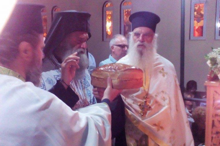 Το Καστρί – Λουτρό Λαρίσης εόρτασε την Κοίμηση της Θεοτόκου (ΦΩΤΟ)