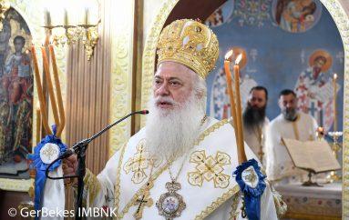 Η εορτή του Αγίου Νικάνορος στην Αγκαθιά Ημαθίας (ΦΩΤΟ)