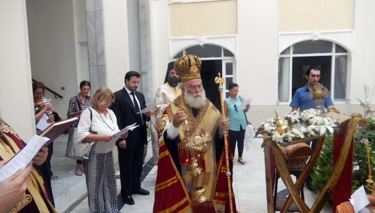 Η Θεομητορική εορτή του Δεκαπενταυγούστου στο Πατριαρχείο Αλεξανδρείας (ΦΩΤΟ)