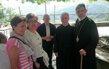 Επίσκεψη του Μητροπολίτη Σουηδίας στο Πολυνέρι Γρεβενών (ΦΩΤΟ)