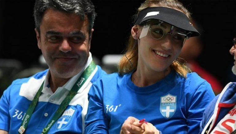 Το μήνυμα του Μητροπολίτη Δράμας για τη Χρυσή Ολυμπιονίκη