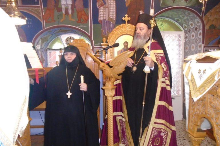 Παρακλήσεις στην Υπεραγία Θεοτόκο από τον Επίσκοπο Κερνίτσης (ΦΩΤΟ)