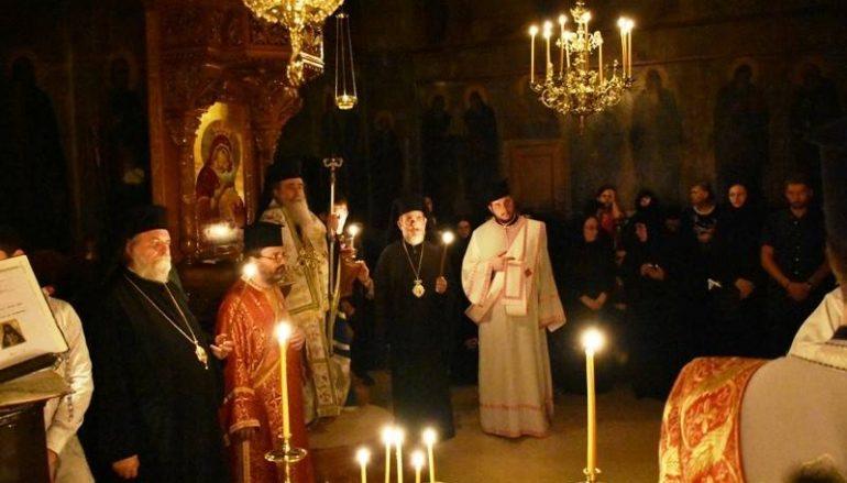 Η εορτή του Αγίου Ιωάννου Χοζεβίτου του Νέου στο Πατριαρχείο Ιεροσολύμων (ΦΩΤΟ)