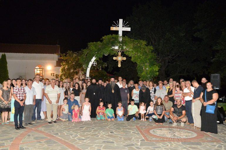 Εκδήλωση για νέα ζευγάρια στην Ι.Μ. Κίτρους (ΦΩΤΟ)