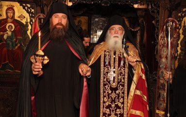 Κουρά μοναχού στο Ησυχαστήριο Αγίων Αυγουστίνου Ιππώνος και Σεραφείμ του Σαρώφ (ΦΩΤΟ)