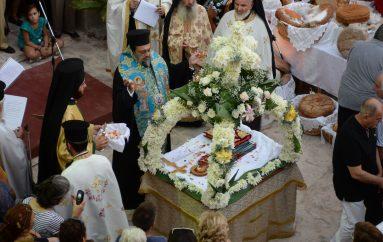 Με λαμπρότητα ο  Εσπερινός της Κοιμήσεως της Θεοτόκου στη Μεσσηνία (ΦΩΤΟ)