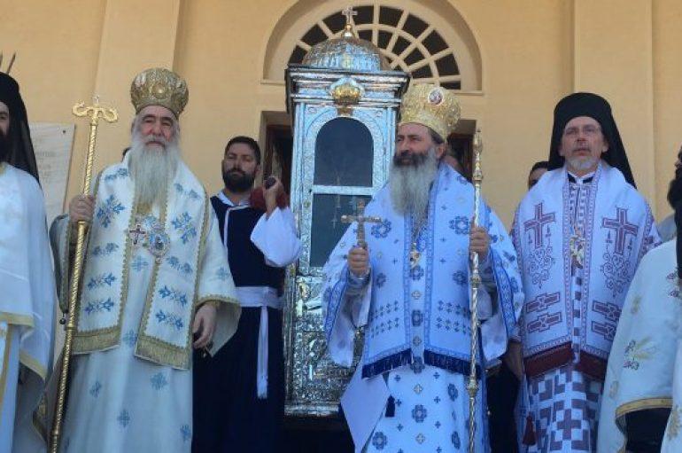 Με λαμπρότητα η γιορτή του Αγίου Γεράσιμου στη Κεφαλονιά (ΦΩΤΟ – ΒΙΝΤΕΟ)