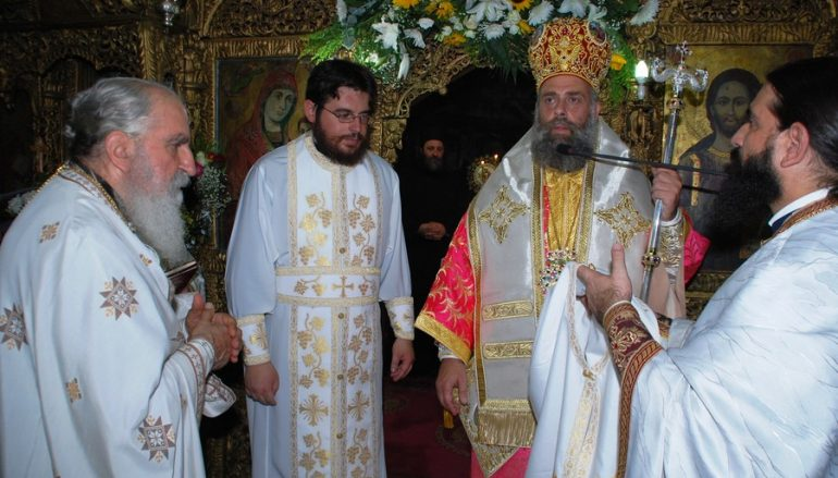 Νέος Πρεσβύτερος στην Ιερά Μητρόπολη Θεσσαλιώτιδος (ΦΩΤΟ)