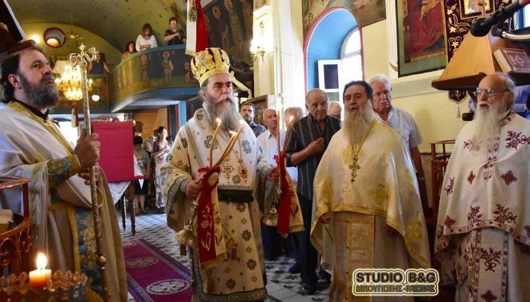 Το Κιβέρι Αργολίδος τίμησε τον Πολιούχο του Τίμιο Πρόδρομο (ΦΩΤΟ – ΒΙΝΤΕΟ)