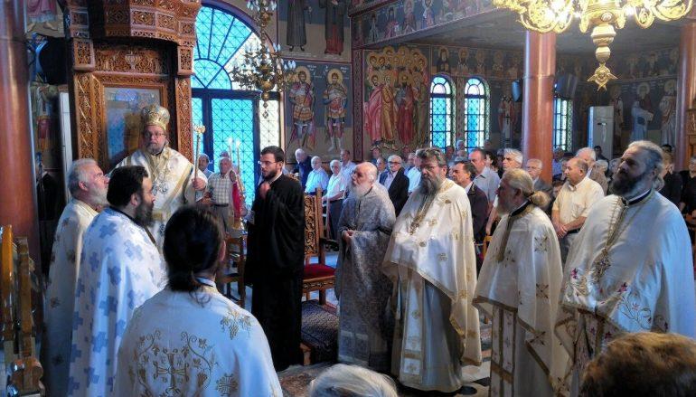 Τα Τρίκαλα τίμησαν τον Άγιο Κοσμά τον Αιτωλό (ΦΩΤΟ)