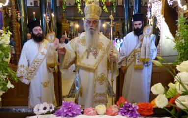 Η εορτή της Κοιμήσεως της Θεοτόκου στην Ι. Μ. Καστορίας (ΦΩΤΟ – ΒΙΝΤΕΟ)