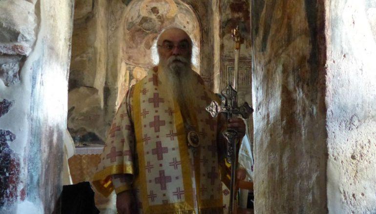 Στην Κουμπελίδικη λειτούργησε ο Μητροπολίτης Καστορίας Σεραφείμ (ΦΩΤΟ)