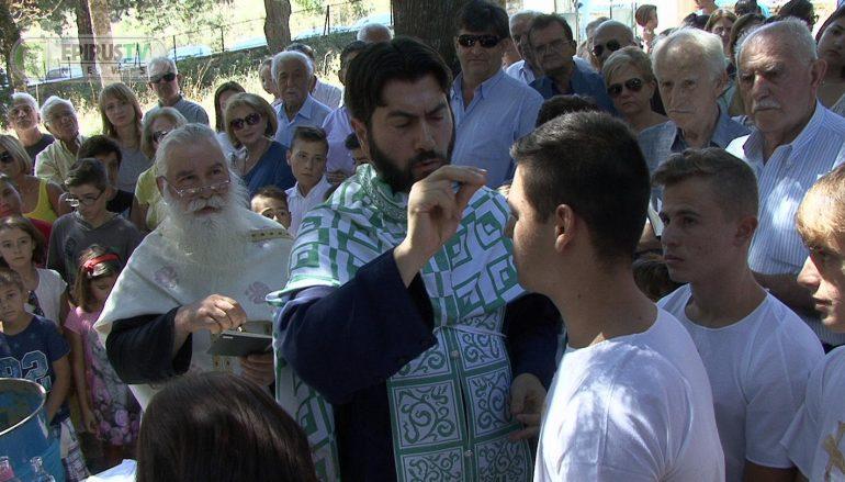 Ομαδική Βάπτιση παιδιών στην Πωγωνιανή (ΦΩΤΟ – ΒΙΝΤΕΟ)