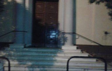 Ανάληψη ευθύνης για το βανδαλισμό των εκκλησιών στα Εξάρχεια