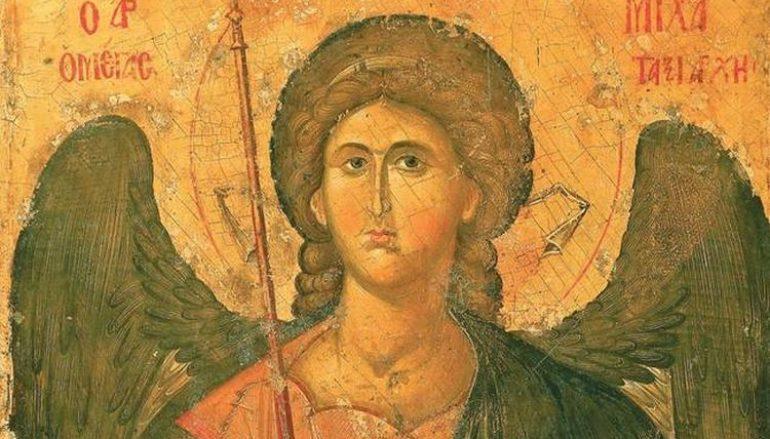 «Σε τρεις περιπτώσεις οι Άγγελοι θυμιάζουν και μυρώνουν τους εκλεκτούς του Θεού..»
