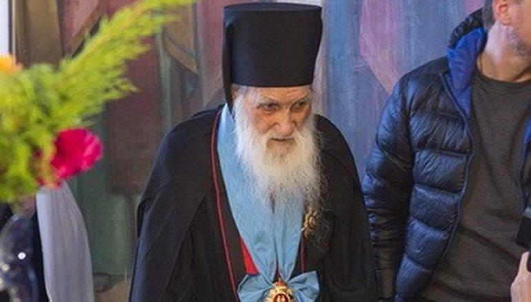 Εκοιμήθη ο ηγούμενος της ρωσικής Ι. Μονής Αγίου Παντελεήμονος του Αγίου Όρους