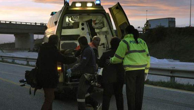 Νεκρές δύο μοναχές από τροχαίο δυστύχημα