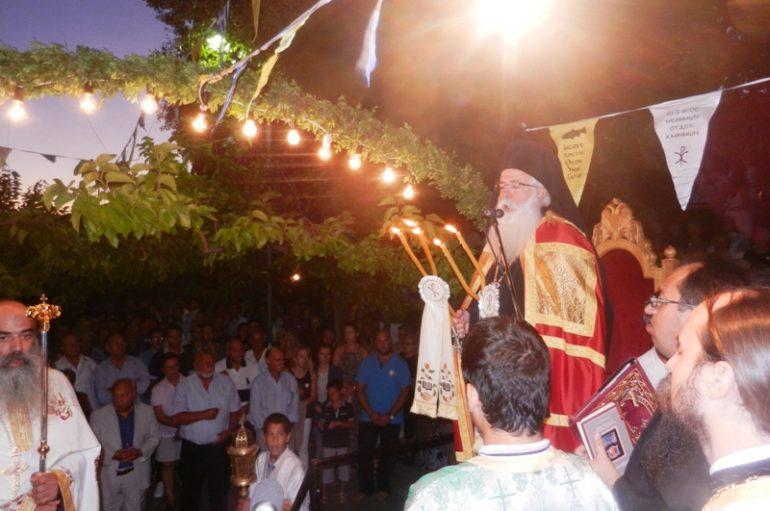 Δημητριάδος Ιγνάτιος: «Τιμούμε τον δικό μας Ολυμπιονίκη» (ΦΩΤΟ)