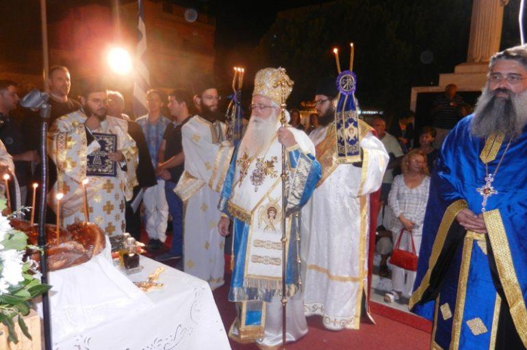 Λαμπρό το Πάσχα του Καλοκαιριού στη Μητρόπολη Δημητριάδος (ΦΩΤΟ)