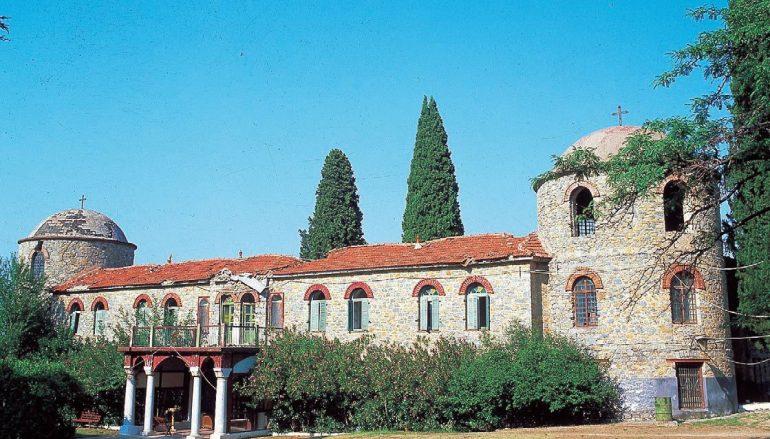 Ξεκίνησαν οι εργασίες αναστήλωσης της Παλαιάς Ιεράς Μονής Ξενιάς (ΦΩΤΟ)