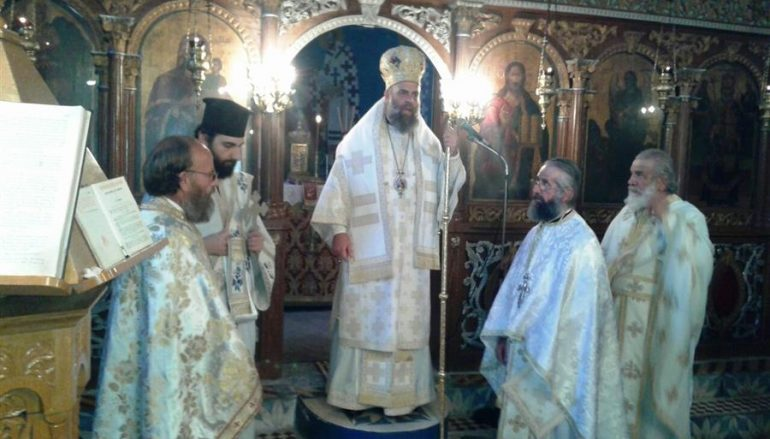 Νέος Πρωτοπρεσβύτερος και Πνευματικός στην Ι. Μ. Θεσσαλιώτιδος (ΦΩΤΟ)