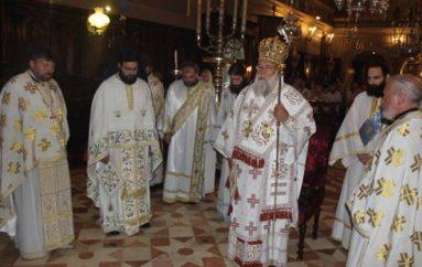 """Κερκύρας Νεκτάριος: """"Στην Εκκλησία δεν υπάρχουν διαχωρισμοί μεταξύ των ανθρώπων"""" (ΦΩΤΟ)"""