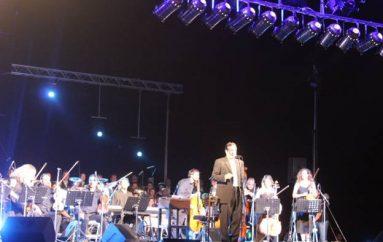 Συναυλία του Σταμάτη Σπανουδάκη στην Κέρκυρα (ΦΩΤΟ)