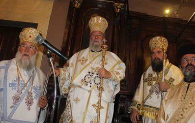 """Αρχιεπίσκοπος Κύπρου: """"Ο Ελληνισμός επιβίωσε με την πίστη του στον Τριαδικό Θεό"""" (ΦΩΤΟ)"""
