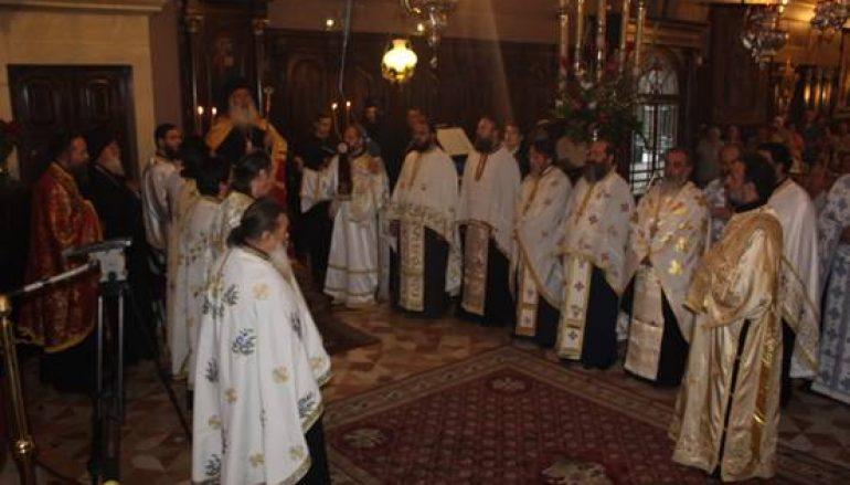 Πολυαρχιερατικός εσπερινός στο Ιερό Προσκύνημα του Αγ. Σπυρίδωνος στην Κέρκυρα (ΦΩΤΟ)