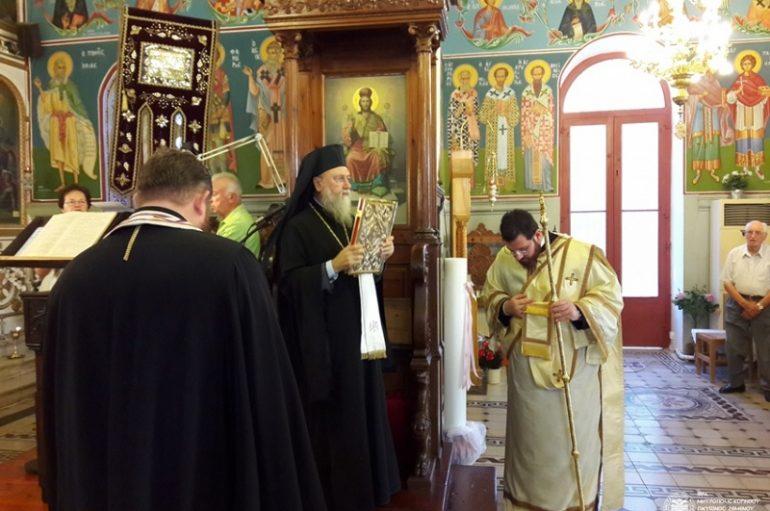 """Ο Μητροπολίτης Κορίνθου για τα """"τυχερά"""" των Εκκλησιών από τα Μυστήρια (ΦΩΤΟ)"""