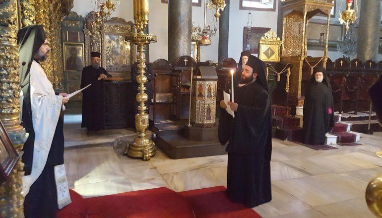 Νέος Μητροπολίτης Σμύρνης ο Αρχιμ. Βαρθολομαίος Σαμαράς (ΦΩΤΟ)