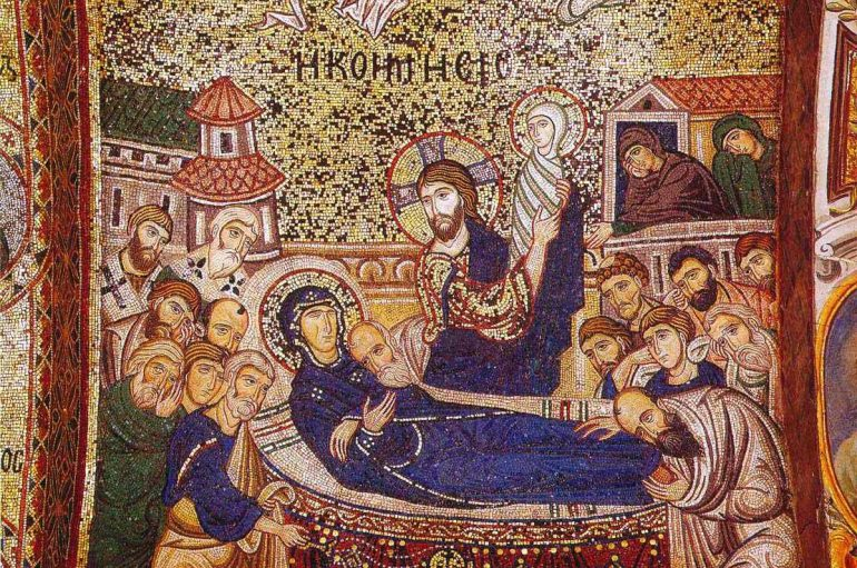 Ποιμαντορική εγκύκλιος εορτής Κοιμήσεως της Θεοτόκου του Μητροπολίτη Βεροίας