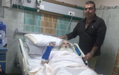 Θύμα τροχαίου δυστυχήματος ο Αρχιεπίσκοπος Σιναίου Δαμιανός (ΦΩΤΟ)