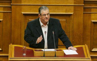 Δ. Κουτσούμπας: «Δεν μπορεί ο Υπουργός Παιδείας να μιλά ανιστόρητα» (ΒΙΝΤΕΟ)