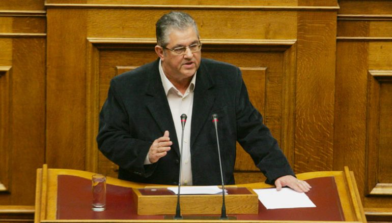 """Δ. Κουτσούμπας: """"Δεν μπορεί ο Υπουργός Παιδείας να μιλά ανιστόρητα"""" (ΒΙΝΤΕΟ)"""