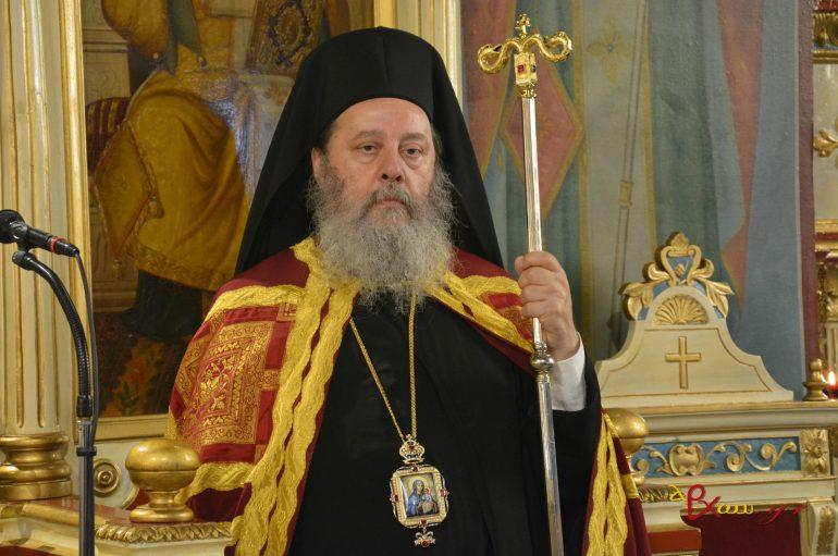 Κερνίτσης Χρύσανθος: «Η Ιστορία δεν παραχαράσσεται,είναι γραμμένη με αίμα στην ψυχή του Έλληνα» (ΒΙΝΤΕΟ)